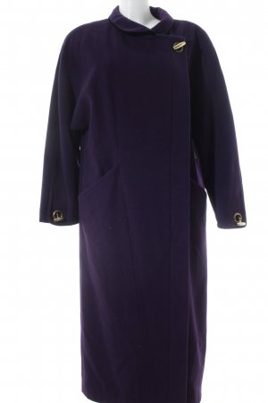 Creation Geissler Winter Coat lilac casual look