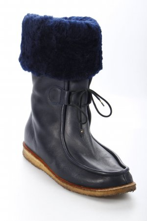 Creazioni Novi Winterstiefel schwarz Street-Fashion-Look