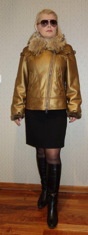 Creenstone Veste d'hiver doré-brun sable