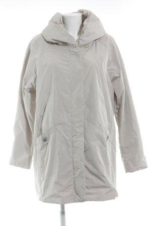 Creenstone Zware regenjas beige casual uitstraling