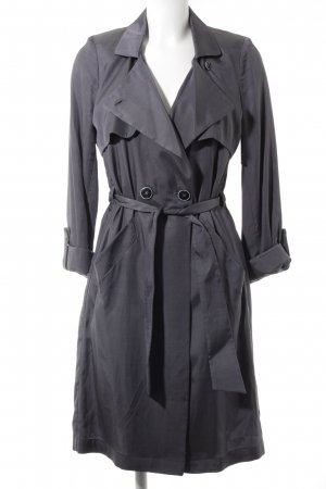 Creenstone Trenchcoat grau Casual-Look