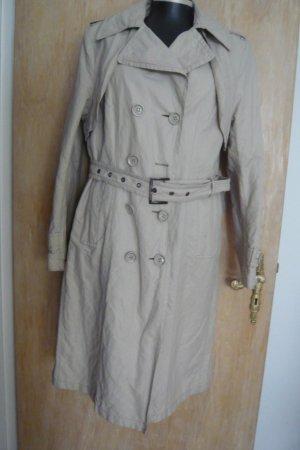 Creenstone Trenchcoats, gefüttert, Größe  42