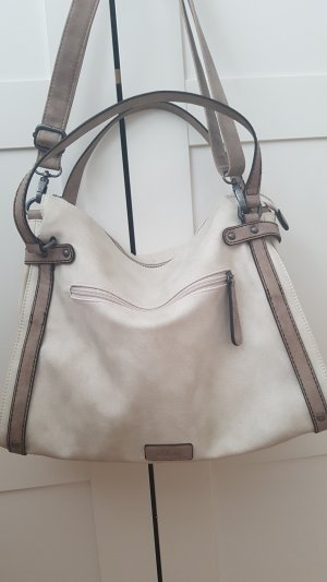 QS by s.Oliver Bolso crema-beige