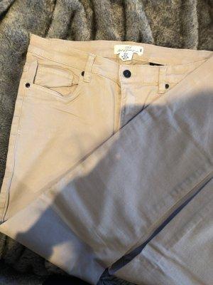 H&M Pantalon cigarette multicolore
