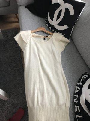 H&M Knitted Dress cream