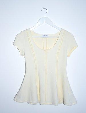 Creme Shirt