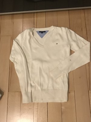 Creme Tommy Hilfiger Pullover in S