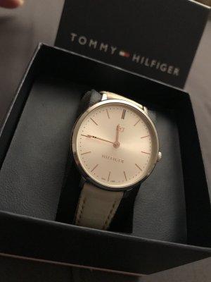 Creme Uhr Tommy Hilfiger