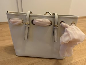 Bolso business crema-blanco puro