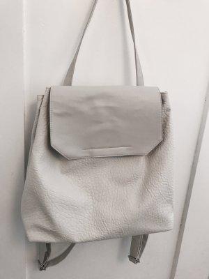 Creme-weißer Rucksack