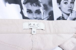 Mac Stretch Jeans natural white-oatmeal cotton