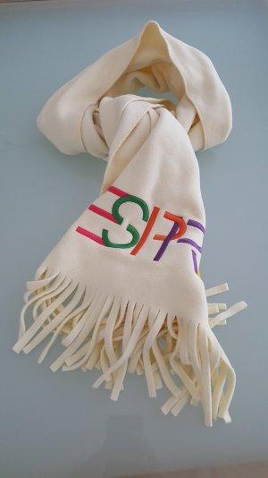 Cremefarbender Schal von Esprit