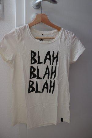 Volcom Camiseta blanco puro-crema