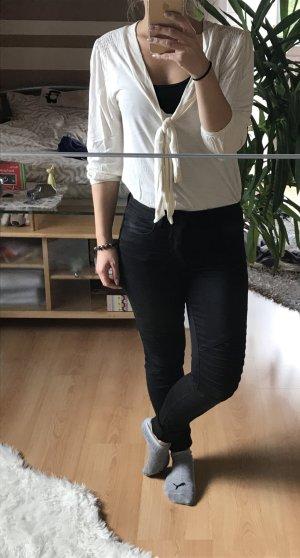 Cremefarbene Bluse von Aniston