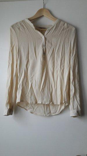 cremefarbene Bluse von Forever 21