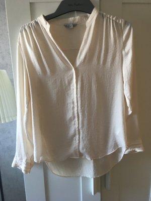 Cremefarbene Bluse von H&M