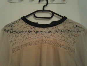 Cremefarbene Bluse von Vero Moda
