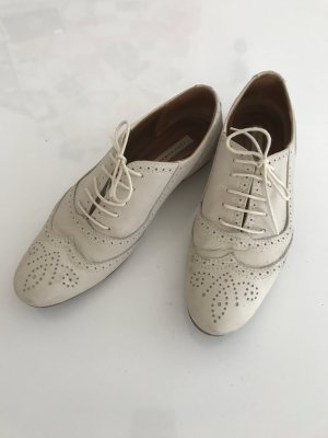 Zara Woman Budapest schoenen room-wolwit