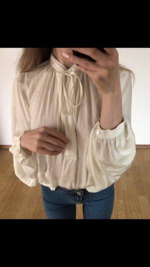 H&M Glanzende blouse room