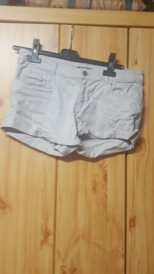 H&M Hot pants crema
