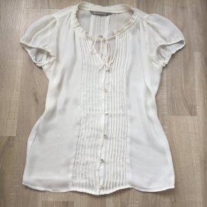 Cremefarbenen Bluse von Zara