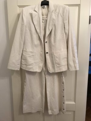 Alba Moda Trouser Suit cream