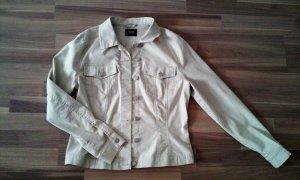 Mexx Tailleur-pantalon crème coton