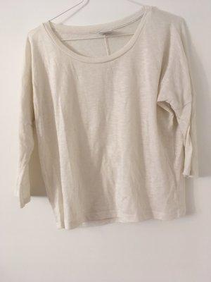 Vero Moda Sweater met korte mouwen wolwit