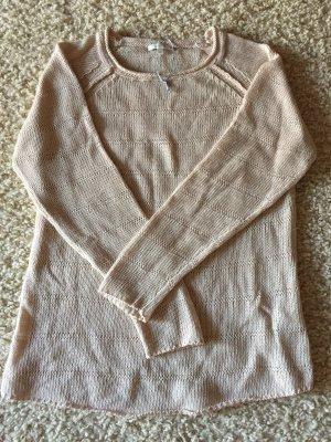 Cremefarbener Pullover von Opus Größe 42