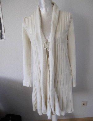 Basler Cardigan tricotés blanc cassé-crème