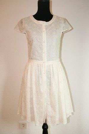 Cremefarbenes Kleid von Alice + Olivia