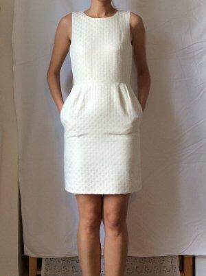Cremefarbenes Kleid von Esprit Größe 36