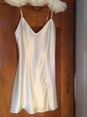 Victoria's Secret Braguita blanco puro Seda
