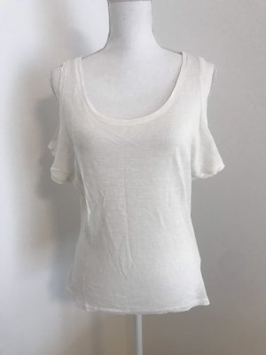 Patrizia Pepe Camiseta blanco puro-crema
