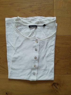 Marc O'Polo Camiseta blanco-crema