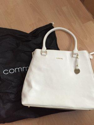 Cremefarbenes Tasche von Comma