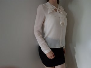 Primark Tie-neck Blouse multicolored polyester