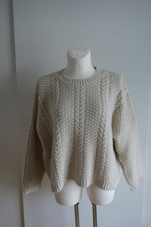 Asos Norwegian Sweater cream