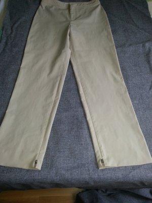 Cremeweißfarbene Hose von Insieme