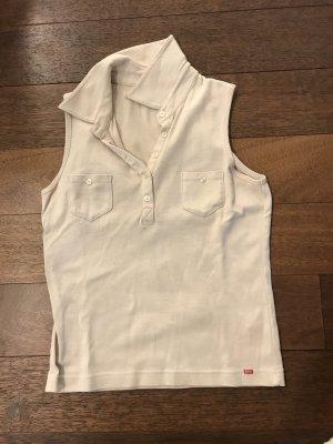Cremfarbenes Shirt