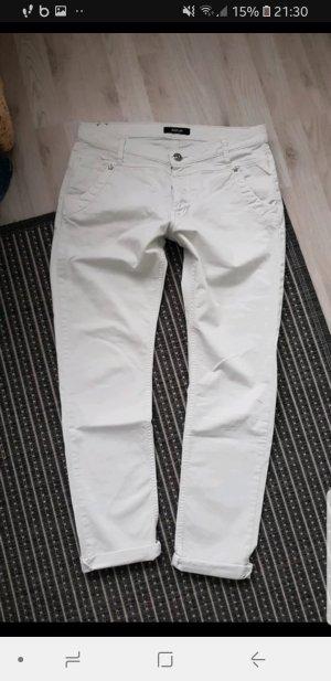 crene farbende leichte jeans
