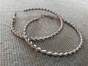 Creolen zilver
