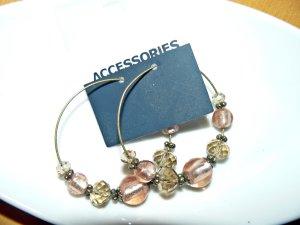 Creolen mit Perlen von Accessorize
