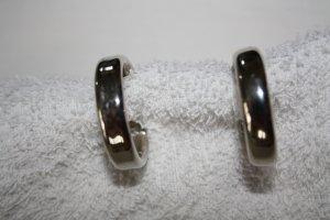 Creolen zilver Metaal