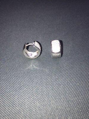 Jette Joop Ear Hoops silver-colored