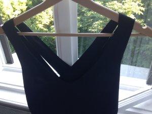 Crepe Kleid mit schönem Rückenausschnitt