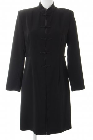 Cresendo Veste longue noir style gothique