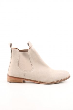 Crick it Ankle Boots natural white casual look