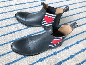 Crick it Chelsea Boot multicolore cuir