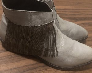 Crime Low boot gris clair-bronze